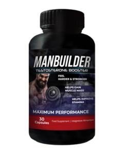 Man Builder - ingredienti - erboristeria - come si usa - commenti - composizione