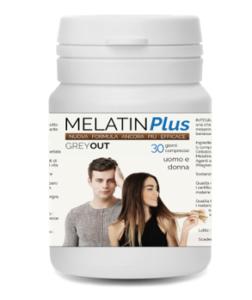 Melatin Plus - ingredienti - composizione - erboristeria - come si usa - commenti