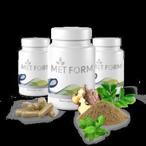 Met Form - ingredienti - come si usa - commenti - composizione - erboristeria
